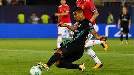 Реал – Манчестер Юнайтед: Каземиро открыл счет в матче