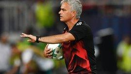 Моуринью стал первым тренером, который проиграл 3 матча за Суперкубок УЕФА