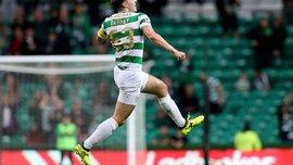 20-летний капитан Селтика Тирни забил роскошный гол в ворота Килмарнока с 35 метров