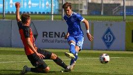 Динамо переграло Шахтар і зміцнило лідерство у чемпіонаті України U-19