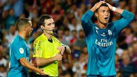 Барселона – Реал: Роналду отримав скандальне вилучення і штовхнув арбітра