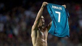 Роналду скопіював епічне святкування Мессі після фантастичного гола у ворота Барселони