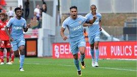 Фалькао забил фантастический гол в ворота Дижона