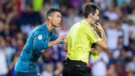 Реал подасть апеляцію щодо дискваліфікації Роналду