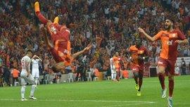 Беланда забил победный гол и отдал ассист в дебютном матче за Галатасарай