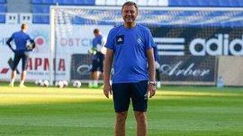 Відомий журнал World Soccer зганьбився, описуючи наставника Динамо Хацкевича