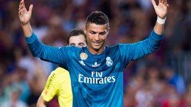 Роналду сравнялся с Ди Стефано по количеству матчей за Реал