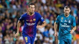 Бускетс: Відхід Неймара не може стати виправданням поразки від Реала