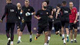 Барселона визначилась із заявкою на матч-відповідь Суперкубка Іспанії проти Реала