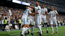 Реал вдруге переміг Барселону і здобув Суперкубок Іспанії 2017