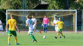 ФК Полесье не поедет на игру с Буковиной из-за отсутствия финансирования