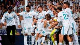 Модрич и другие звезды Реала поиздевались над Барселоной своей техникой