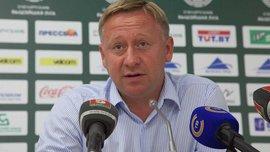 Тренер БАТЕ Єрмакович: Рахунок дуже поганий для нас