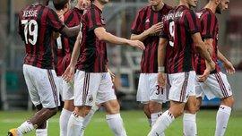 Милан впервые с 1993 года забил 6 голов в еврокубках