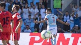 Реал Сосьедад вырвал победу в матче против Сельты