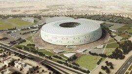 """Катар представив шикарний стадіон """"Аль Тумама"""" до ЧС-2022 у вигляді головного убору"""