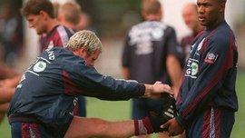 Гаскойн зізнався, що доторкався до пеніса Леса Фердінанда перед матчами за збірну Англії
