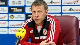 Тренер Волині Комзюк подав у відставку