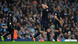 Руні забив у ворота Манчестер Сіті свій 200-й гол в АПЛ