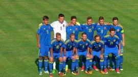 Україна U-18 в серії пенальті перемогла Словаччину у першому матчі турніру Вацлава Єжика