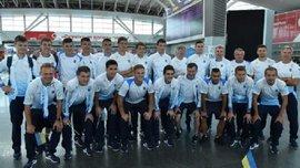 Студенческая сборная Украины победила Аргентину и вышла в 1/4 финала Универсиады