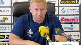 Тренер БАТЕ Єрмакович: Вдома у святковий день Олександрія може зіграти ще агресивніше
