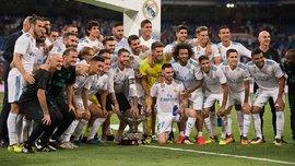 Реал обыграл Фиорентину и завоевал Кубок Сантьяго Бернабеу