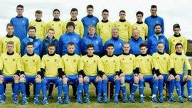 Україна U-18 розгромно програла Чехії на турнірі Вацлава Єжика