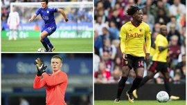 Англія оголосила заявку на матчі відбору ЧС-2018 – є 3 дебютанти
