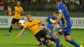 Александрия – БАТЭ – 1:2 – Видео голов и обзор матча