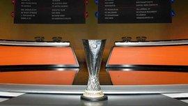 Визначилися всі учасники групового раунду Ліги Європи