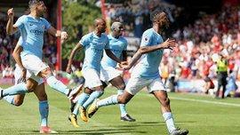 Борнмут – Манчестер Сити – 1:2 – Видео голов и обзор матча