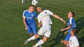Нападающий Колоса Яровенко забил космический гол в Первой лиге