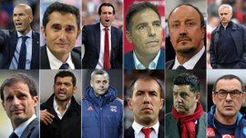 Саррі, Вальверде і ще 10 елітних наставників зберуться на Форумі найкращих клубних тренерів УЄФА 30 серпня