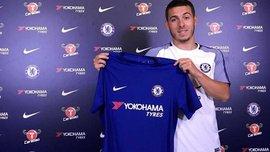 Челси подписал брата Азара
