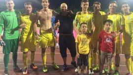 Студентська збірна України перемогла Аргентину і здобула 7-е місце на Універсіаді
