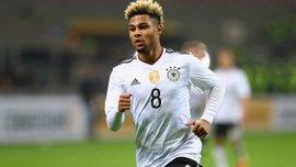 Гнабри не поможет Германии в ближайших матчах отбора к ЧМ-2018