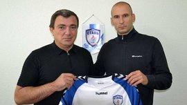 Сталь підписала сербського захисника Обрадовіча