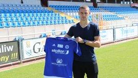 Пилипчук підписав контракт з польським клубом Вігри