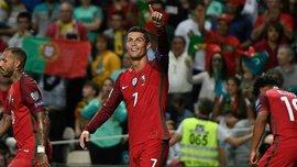 Роналду обошел Пеле по количеству голов за сборную