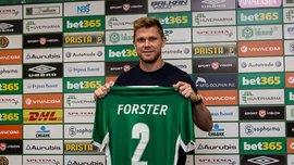 Лудогорец представил Форстера