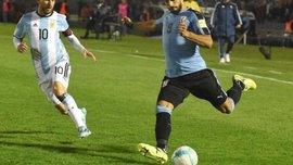 Аргентина не обыграла Уругвай в противостоянии Месси-Суарес, Чили разгромно проиграл, Коутиньо красиво забил за Бразилию