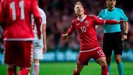 Дания – Польша – 4:0 – Видео голов и обзор матча