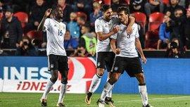Чехия – Германия – 1:2 – Видео голов и обзор матча