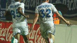 Милевский встретился с Хацкевичем перед матчем с Динамо