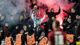 Фанаты сборной Германии скандировали нацистские лозунги и оскорбляли Вернера во время матча с Чехией