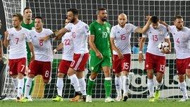 Відбір до ЧС-2018: Сербія розбила Молдову, Ірландія втратила очки у Грузії