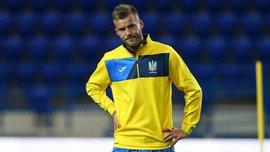 Украина – Турция: Ярмоленко забил свой 30-й гол за сборную