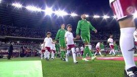 Грузия – Ирландия – 1:1 – Видео голов и обзор матча
