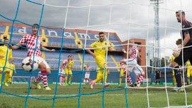 Хорватия – Косово – 1:0 – Видео гола и обзор матча